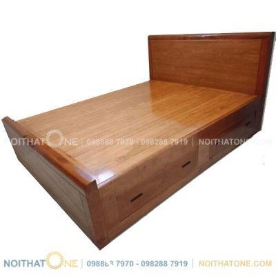 giường ngủ gỗ đinh hương giá rẻ