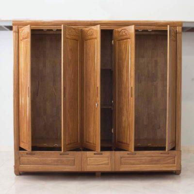tủ gỗ đinh hương