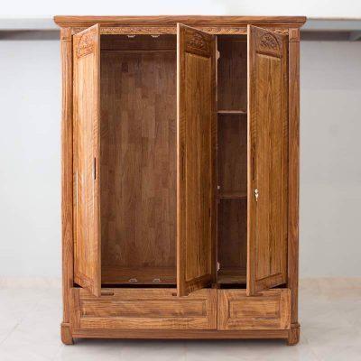 tủ áo gỗ hương đá cao cấp