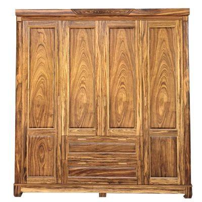 tủ áo gỗ hương xám cao cấp