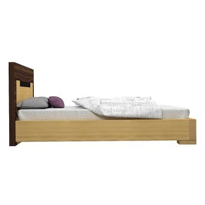 Giường Ngủ Gỗ MFC Màu Kem 1