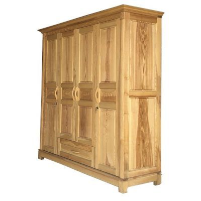 tủ áo quần gỗ sồi nga