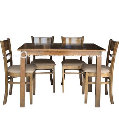bộ bàn ăn cabin xuất khẩu